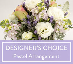 Designer Choice Pastel Arrangement