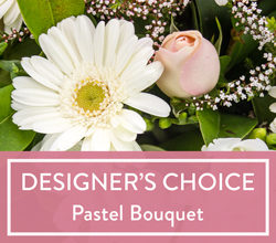 Designers Choice Pastel Bouquet