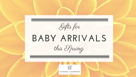 flowers for Baby_Arrivals