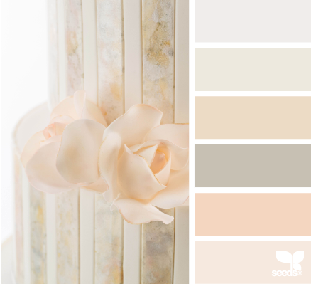 wedding colour palettes pastel pinks