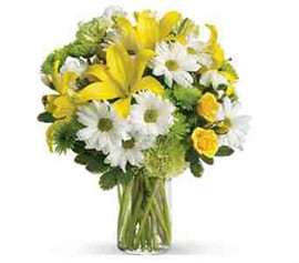 mellow_yellow_mothers_day_arrangements