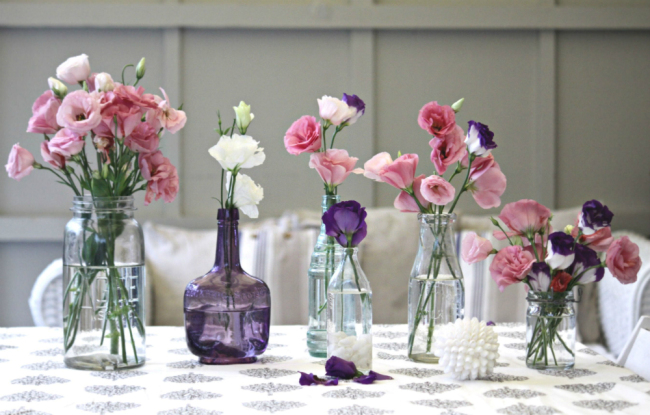 recycled-bottle-jar-collection-lisianthus