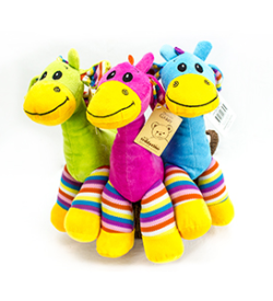 SF_COLOURFUL GIRAFFES